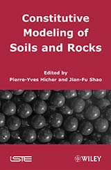 Constitutive Modeling of Soils and Rocks