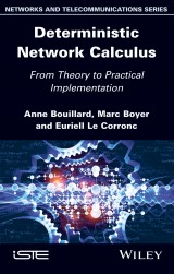 Deterministic Network Calculus