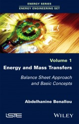 Energy and Mass Transfers