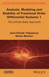 Analysis, Modeling and Stability of Fractional Order Differential Systems 1