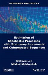 Estimation of Stochastic Processes with Stationary Increments and Cointegrated Sequences