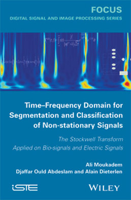 Time–Frequency Domain for Segmentation and Classification of Non-stationary Signals