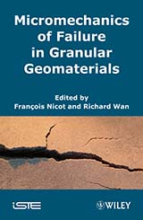Micromechanics of Failure in Granular Geomaterials