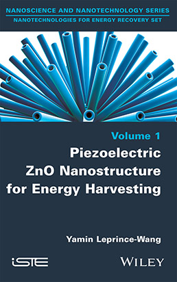 Piezoelectric ZnO Nanostructure for Energy Harvesting