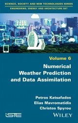 Numerical Weather Prediction and Data Assimilation
